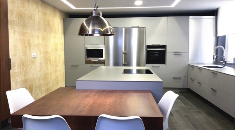 Futurismo Diseo Perfect Diseno Futurista Apartamento Ver Cocinas De - Cocinas-futuristas