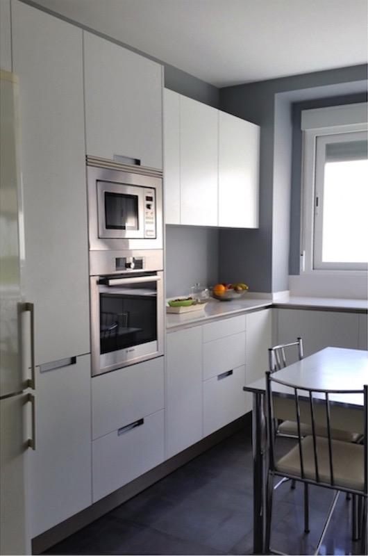 Cocina diseño Madrid - Armonia Decoración