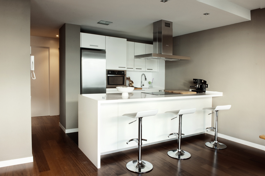 Cocinas americanas armonia decoraci n - Cocinas americanas minimalistas ...