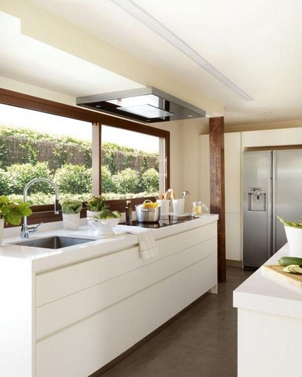 Tipos de ventanas para cocinas armon a decoraci n - La oportunidad cocinas ...