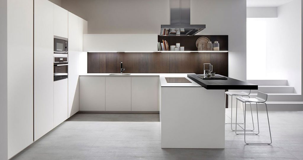 Cocinas de diseño en Madrid | Armonia Decoración y muebles Dica
